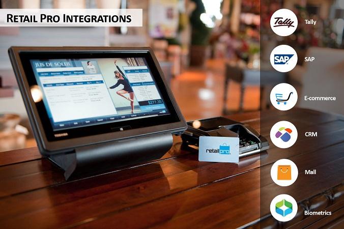 Retail Pro Integrations