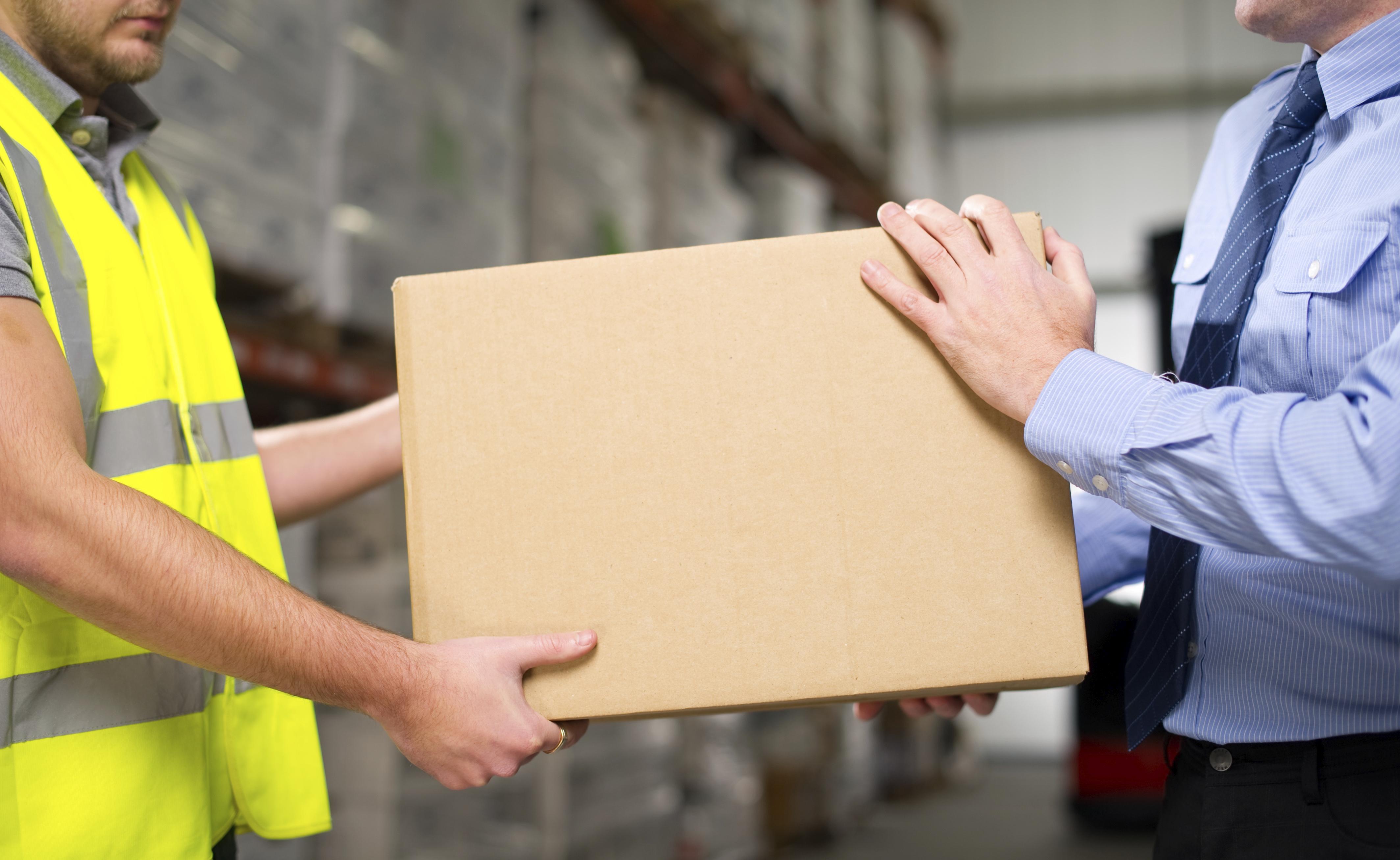 Warehouse Teamwork